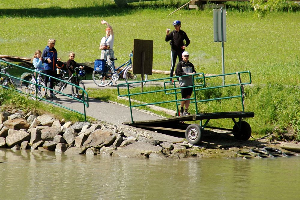 Cycling from Passau to Vienna - The Danube Cycle Path