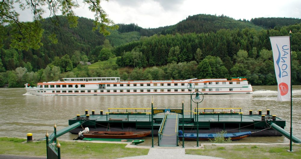 Fietstocht Passau-Wenen - Boottocht over de Donau