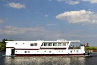 Donaudelta mit Rad & Schiff