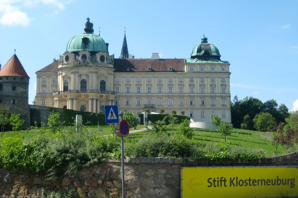 Cycling from Passau to Vienna - Wine and Winemakers between Passau and Vienna - Stift Klosterneuburg