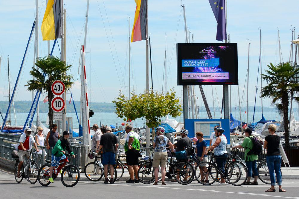 Cycling Lake Constance - Cycling Passau Vienna