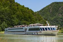 Danube river - Long tour to the Iron Gate - MS Carissima